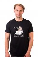 náhled - V pressu pánské tričko