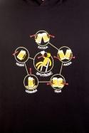 náhled - Pivní obvody pánská mikina