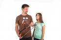 náhled - Tupé pily dámské tričko