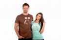 náhled - Tupé pily pánské tričko