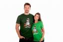 náhled - Krtek zahradník dámské BIO tričko