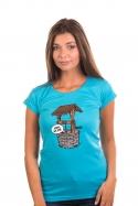 náhled - Na dně dámské tričko