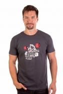 náhled - Lokomotiva pánské tričko