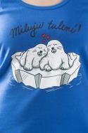 náhled - Miluju tulení dámské tílko