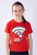náhled - Padá wi-fi dětské tričko