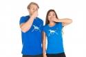 náhled - Mořský koník dámské tričko