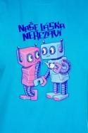 náhled - Roboti pánské tričko