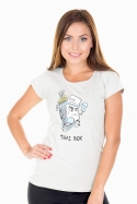 náhled - Thai box dámské tričko