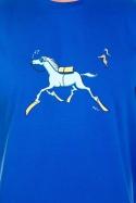 náhled - Mořský koník pánské tričko