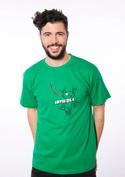 náhled - Chameleon pánské tričko