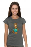 náhled - R.U.R. dámské tričko