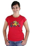 náhled - Hračky dámské tričko