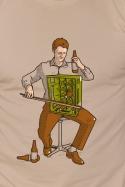náhled - Basista pánské tričko