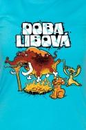 náhled - Doba libová dámské tričko