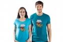 náhled - Doba libová pánské tričko