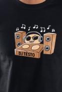náhled - DJ těsto pánské tričko