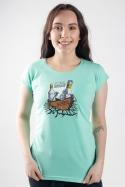 náhled - Na suchu dámské tričko