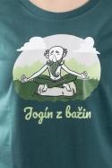 náhled - Jogín z bažin dámské BIO tričko