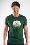náhled - Jogín z bažin pánské tričko