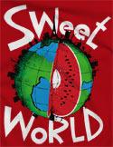 náhled - Sweet World pánské tričko