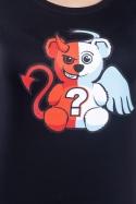 náhled - Anděl vs. ďábel dámské tričko