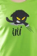 náhled - Čičina zelené dámské tričko