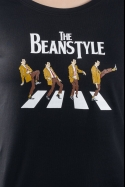 náhled - Beanstyle černé dámské tričko