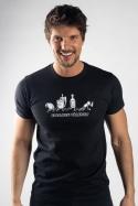 náhled - Evoluce pálenky pánské tričko