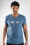 náhled - Leklá ryba pánské tričko