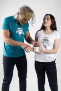 náhled - Zombie kafe pánské tričko