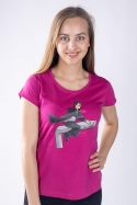 náhled - Harry na inbusu dámské tričko