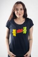 náhled - Gumídci dámské tričko