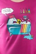 náhled - Jak se stát jednorožcem dámské tričko