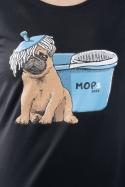 náhled - Mops dámské tričko