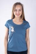 náhled - Myšák dámské tričko