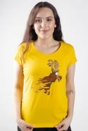 náhled - Stírací los dámské tričko