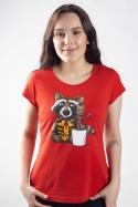 náhled - Strážci galaxie dámské tričko