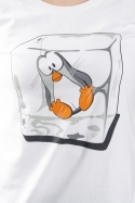 náhled - Tučňák dámské tričko