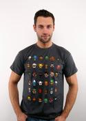 náhled - Basty pánské tričko