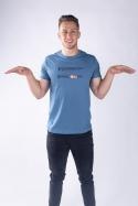 náhled - A - moll pánské tričko