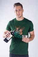 náhled - Hory lesy ulejme si pánské tričko