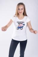 náhled - Valentino Rose dámské tričko