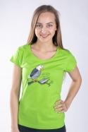 náhled - Tady orel dámské tričko