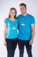 náhled - Pštrosečník dámské tričko