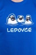 náhled - Ledovce pánské tričko