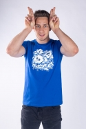 náhled - Ledové mimikry pánské tričko