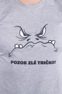 náhled - Zlé tričko pánské tričko