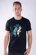 náhled - Vylitý pánské tričko