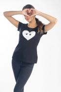 náhled - Srdéčko dámské tričko