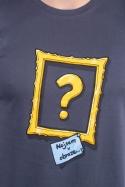 náhled - Nejsem v obraze pánské tričko